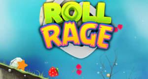 Roll Rage: zehn rollende Highscore-Spiele in einem 0,89€ teuren Download