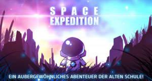 """""""Space Expedition: Classic Adventure"""" neu im AppStore: ein wundervolles, klassisches Abenteuer im All"""