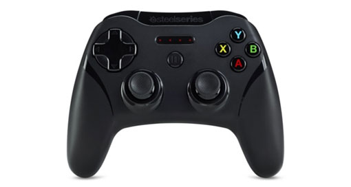 """MFi-Controller """"SteelSeries Stratus XL"""" jetzt im Handel erhältlich"""