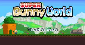 """Neuer Retro-Plattformer """"Super Bunny World"""": altbekannt – und doch anders…"""