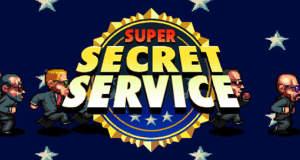 Super Secret Service: der Schutz des Präsidenten als witziges Highscore-Spiel