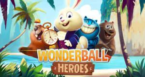 Wonderball Heroes: neues Pachinko-Spiel mit tierischen Helden