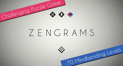 """""""Pathogen""""-Entwickler Gameblyr veröffentlicht neues Origami-Puzzle """"Zengrams"""""""
