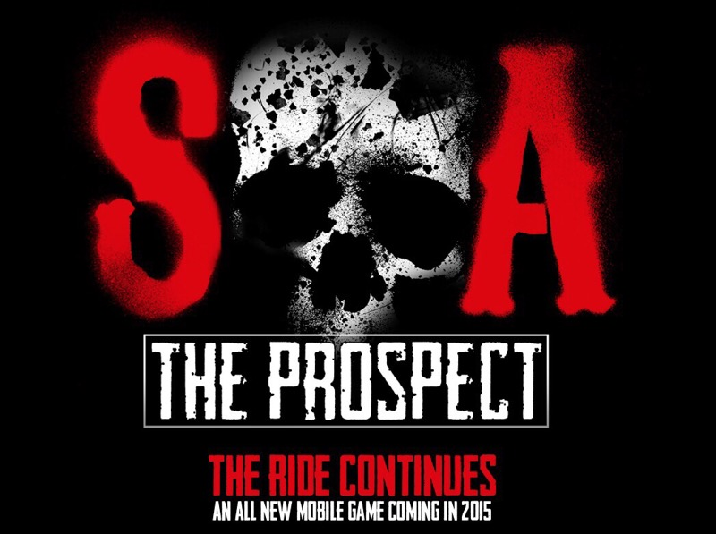 Sons of Anarchy: The Prospect iPad