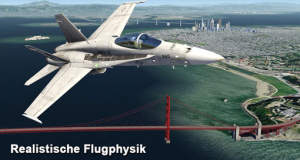 Aerofly 2 Flugsimulator: virtueller Rundflug über San Francisco