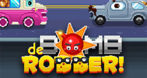 "Hektisches Highscore-Gebombe in ""Bomb de Robber!"""