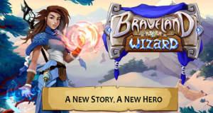 Braveland Wizard: rundenbasiertes Strategiespiel voller Magie