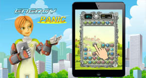 Energy Panic: ein untypisches Match-X-Puzzle