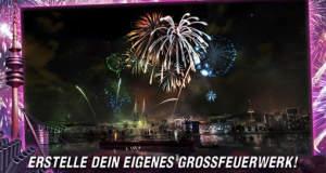 Fireworks Simulator: erschaffe dein eigenes (virtuelles) Feuerwerk