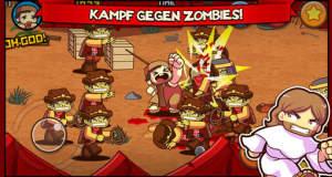 Fist of Jesus: Zombie-Prügelspiel mit Jesus und Judas