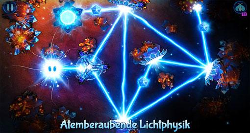 """Licht-Puzzle """"God of Light"""" erstmals kostenlos"""