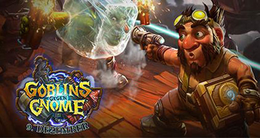 """""""Hearthstone""""-Erweiterung """"Goblins gegen Gnome"""" jetzt verfügbar"""