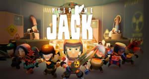"""""""Help Me Jack: Atomic Adventure"""" neu im AppStore: apokalyptisches Action-Abenteuer als F2P-Download"""