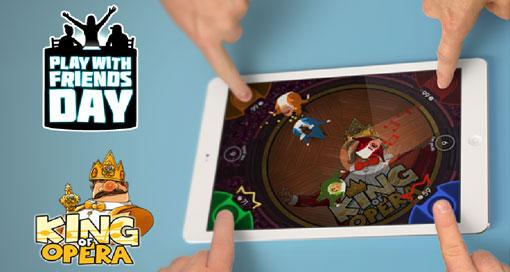 """Spaßiges Multiplayer-Spiel """"King of Opera"""" dieses Wochenende kostenlos"""
