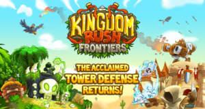 """Kingdom Rush Frontiers"" für iPhone & iPad diesen Monat gratis laden"