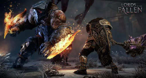 Lords of the Fallen iPhone iPad