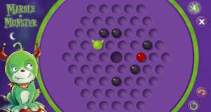 Marble Monster: kniffliges Premium-Puzzle von deutschem Entwickler