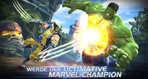 """Kabams """"Marvel Sturm der Superhelden"""": prügeln mit Spider-Man, Hulk, Thor & Co"""
