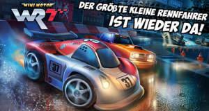 """Mini Motor Racing WRT"" ist für iPhone in den AppStore gerast"