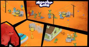 Monster Cake: Omas Backzutagen müssen erst noch überfahren werden