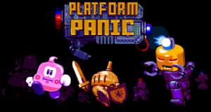 "Nitrome erweitert ""Platform Panic"" per Update um Charakter-Upgrades"