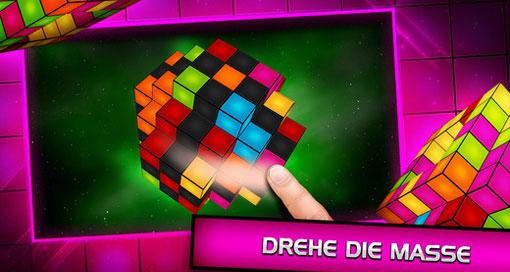 """DeNAs 3D-Premium-Puzzle """"Polyform"""" erstmals kostenlos"""