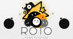 ROTO – A Neat, Simple and Rotating Circular Puzzle: in diesem Puzzle-Plattformer geht es rund…