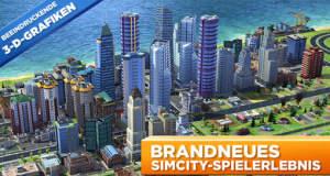 """Bürgermeister gesucht: EAs """"SimCity BuildIt"""" im AppStore erschienen"""