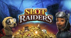 Slot Raiders: die Jagd nach Gold am Spielautomaten