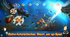 """Klötzchen-Space-Shooter """"Space Qube"""" ist Apples Gratis-Spiel der Woche"""