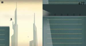 Stickman Roof Runner: neuer Endless-Runner über den Dächern der Stadt & Promo Codes zu gewinnen