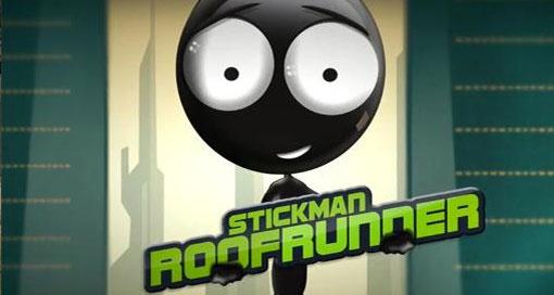 """""""Stickman Roof Runner"""" schon kostenlos"""