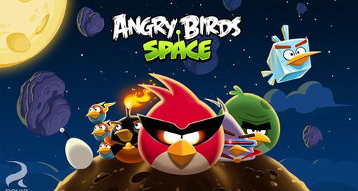 """Angry Birds Space"" erhält viele neue Level"