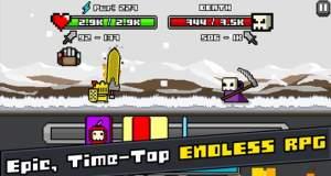 """Endlos-RPG """"Combo Quest"""": ein kleiner Ritter braucht gute Reaktionen"""