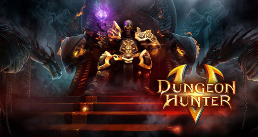 "Gameloft kündigt ""Dungeon Hunter V"" an"