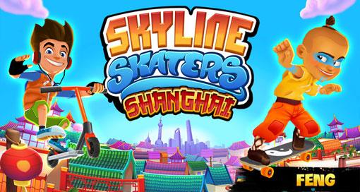 "Endless-Runner ""Subway Surfers"" & ""Skyline Skaters"" mit Updates"