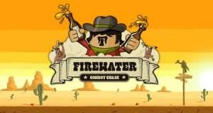 """Neuer Endless-Runner """"Firewater: Cowboy Dash"""": ein Cowboy auf der Flucht vor Indianern & der Suche nach der Flasche"""