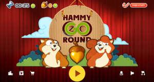 Hammy Go Round: Endless-Runner im Hamsterrad gegen die Zeit
