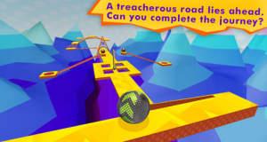 Iron Ball Ride: Geschicklichkeitsspiel mit einer schwindelfreien Metallkugel