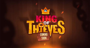 """Cut the Rope""-Entwickler ZeptoLab kündigt neues PvP-Game ""King of Thieves"" an"