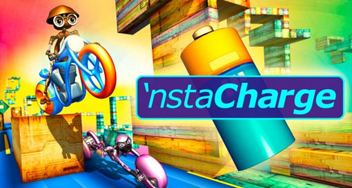 """""""nstaCharge"""" ist ein langweiliger Endless-Racer als F2P-Download"""