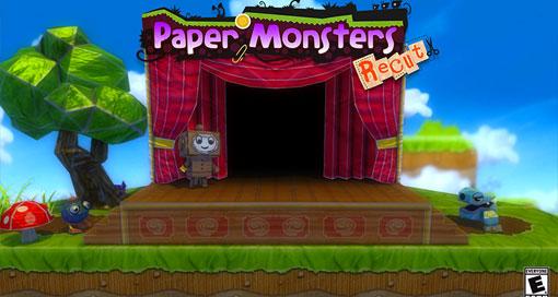 """Crescent Moon Games kündigt Plattformer """"Paper Monsters Recut"""" für Februar an"""