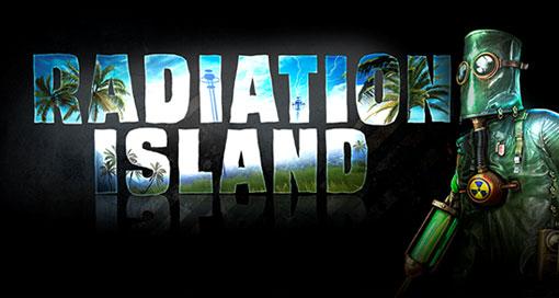 """Survival-Adventure """"Radiation Island"""" dank Promo Code kostenlos laden"""