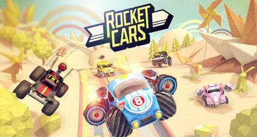 """F2P-Fun-Racer """"Rocket Cars"""" von Illusion Labs ist in den AppStore gerast"""