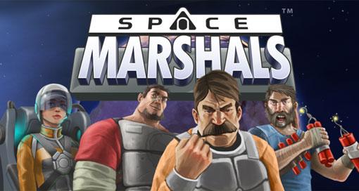 """Pixelbites Taktik-Shooter """"Space Marshals"""" ist auch im AppStore erschienen"""