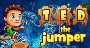 """Neuer Puzzle-Plattformer """"Ted the Jumper"""": nur ins Wasser fallen kann er leider nicht…"""