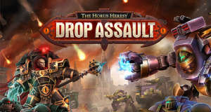 """The Horus Heresy: Drop Assault"" neu im AppStore: F2P-Strategiespiel im ""Warhammer 40k""-Universum"