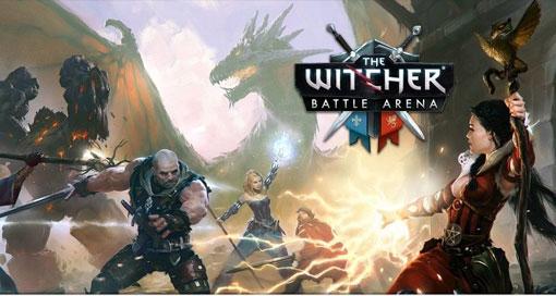 "Testbericht ""The Witcher Battle Arena"""