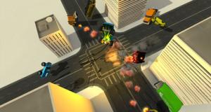 """""""Traffic Buster"""" neu von Djinnworks: Rush Hour in der Großstadt"""