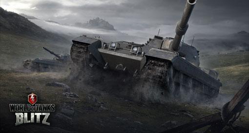 """""""World of Tanks Blitz"""" erhält neue Panzer & neue Map"""